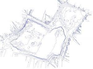 quarry contours